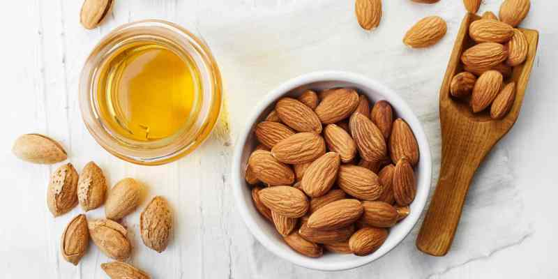Benefits Almond Oil Skin Whitening