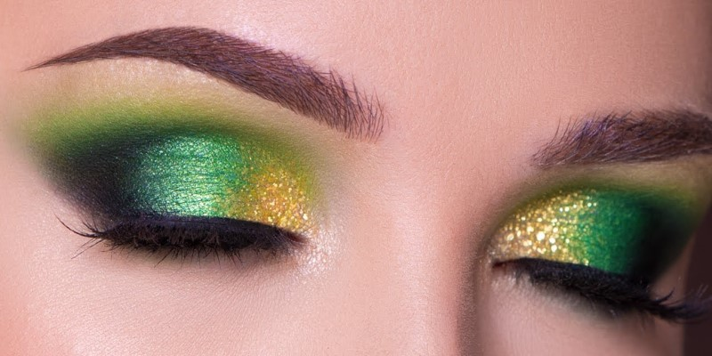 Never Lose the Sparkle with These Make Up Tips for Green Eyes